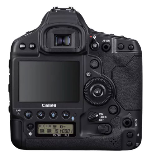 canon 1d x mark iii back