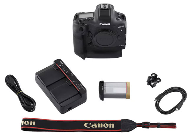 canon 1d x mark iii pack