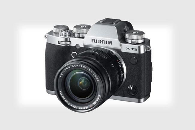 firmware fujifilm x t3