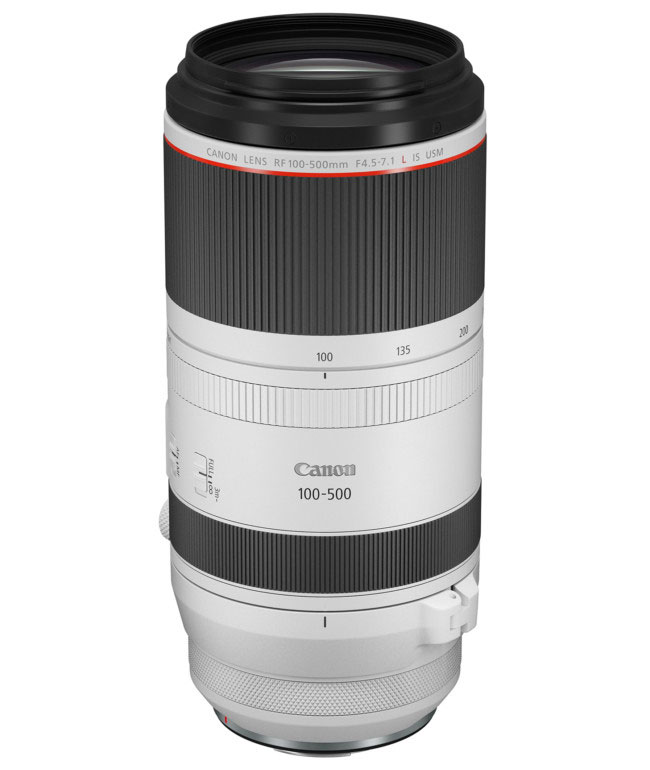 canon 100 500 lens
