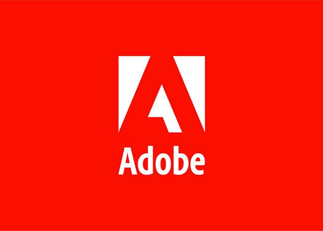 logo adobe new