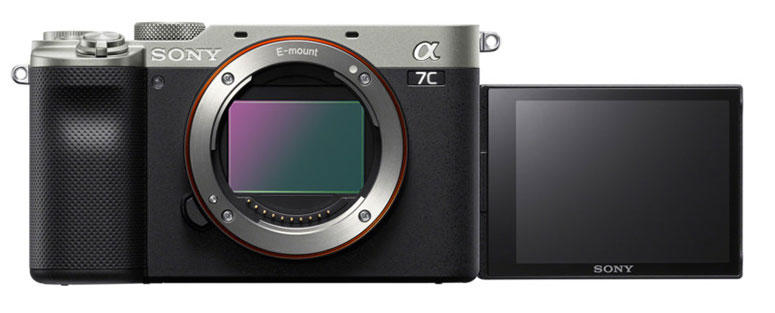 sony a7c full view 2
