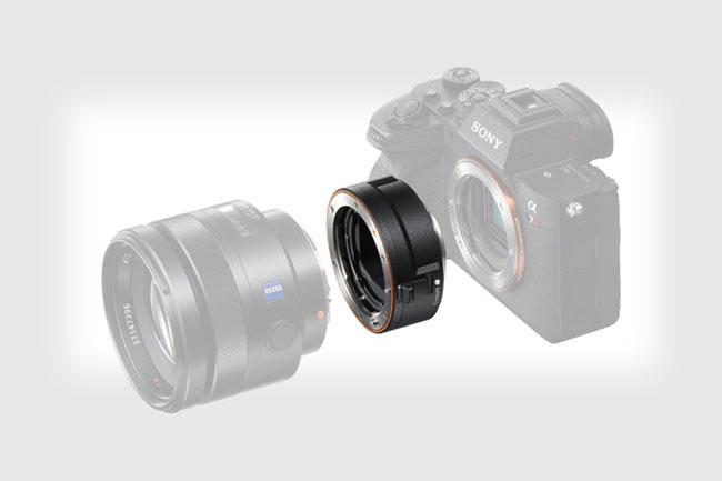 sony la ea5 lens adapter