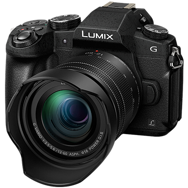 Panasonic Lumix DMC-G85 (Lumix DMC-G80)