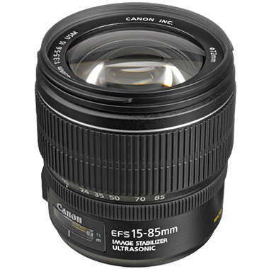 Canon EF-S 15-85mm F3.5-5.6 IS USM