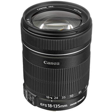 Canon EF-S 18-135mm F3.5-5.6 IS