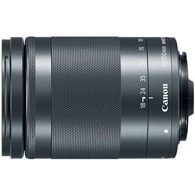 Canon EF-M 18-150mm F3.5-6.3 IS STM