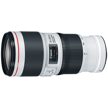 Canon EF 70-200mm F4L IS II USM