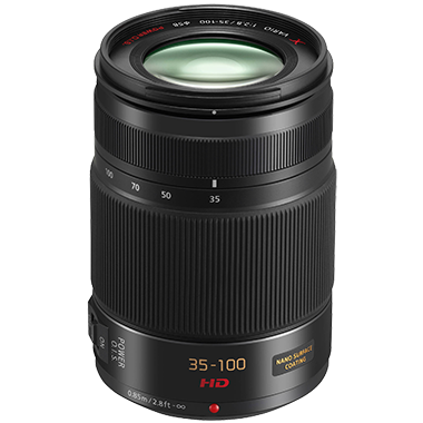 Panasonic Lumix G X Vario 35-100mm F2.8 Power OIS