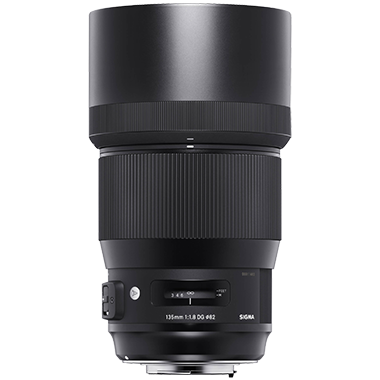 Sigma 135mm F1.8 DG HSM Art