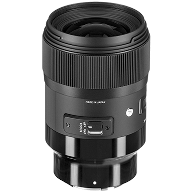 Sigma 35mm F1.4 DG HSM Art (L-mount)