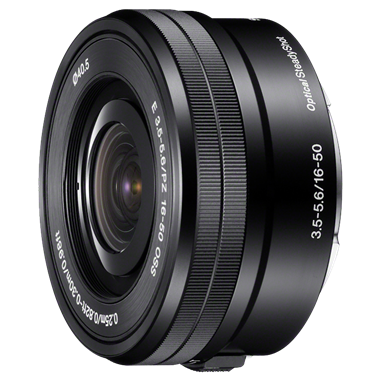 Sony E 16-50mm F3.5-5.6 PZ OSS
