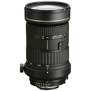 Tokina AT-X 80-400mm F4.5-5.6