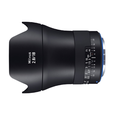 Zeiss Milvus 18mm F2.8