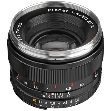 Carl Zeiss Planar T* 50mm F1.4